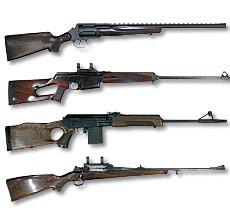 Предельно лёгкие оружие и патроны